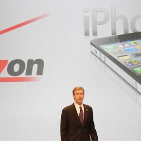 Persconferentie Apple en Verizon