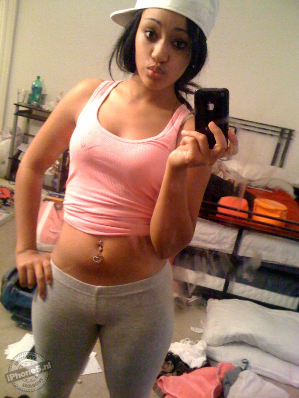 iPhone Babe #2