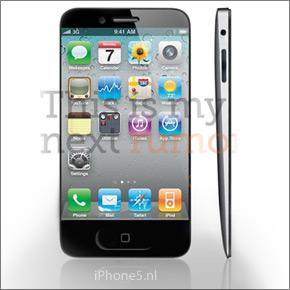 iPhone 5 krijgt druppelvorm van Macbook Air