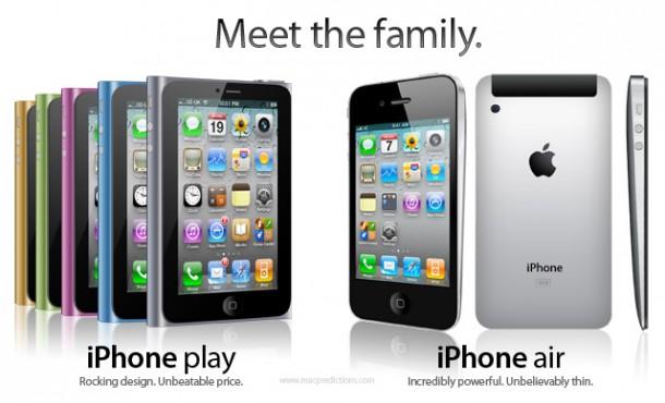 iPhone 4s & iPhone 5