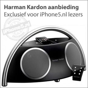 Exclusieve aanbieding bij Harman Kardon voor iPhone5.nl lezers [AD]