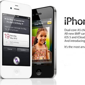 Apple onthult iPhone 4S