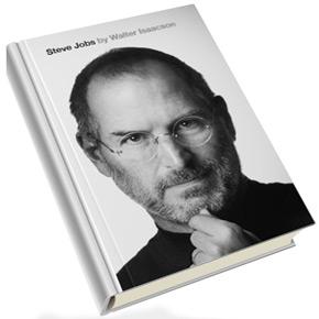 Exclusief: biografie van Steve Jobs met 50% korting!
