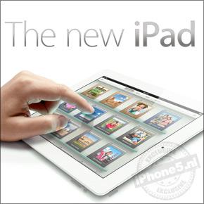 The new iPad: wat betekent dit voor de iPhone 5?