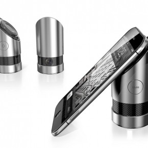 iPhone Pro concept (by Jinyoung Choi) - 10