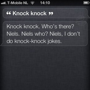 De beste iPhone Siri easter eggs