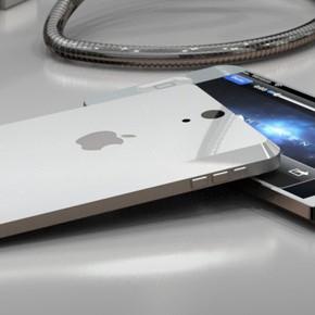 iPhone 5 concept van LiquidMetal