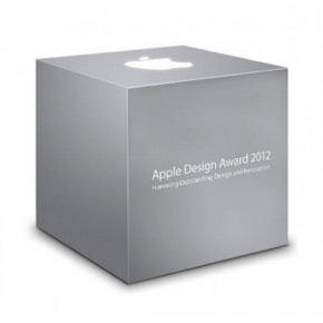 Apple Design Awards 2012 uitgereikt