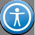 iOS 6 - Accessibility (icon)
