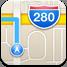 iOS 6 - Maps (icon)