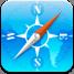 iOS 6 - Safari (icon)