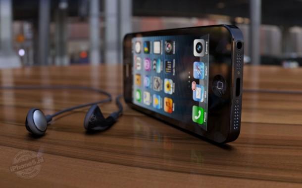Realistisch iPhone 5 concept (5)