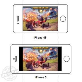 Ontwikkelaars: groter iPhone 5 scherm geen probleem