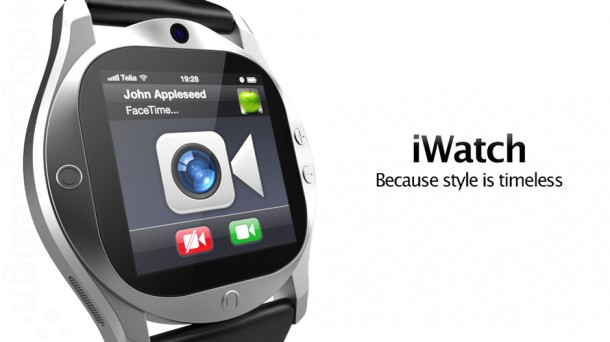 iWatch - FaceTime