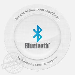Verbeterde Bluetooth: 72% kans