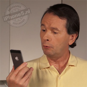 iPhone 5 promo video [parodie]
