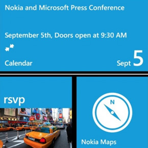Nokia and Microsoft Press Conference