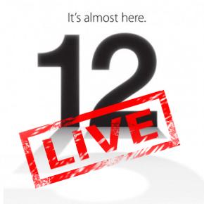 Volg het Apple Event live!