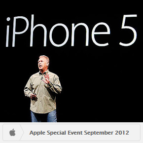 Apple's iPhone 5 Keynote in 90 seconden [video]