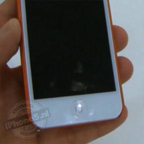 Voorkant oogt te 'plastic' voor echte iPhone 5