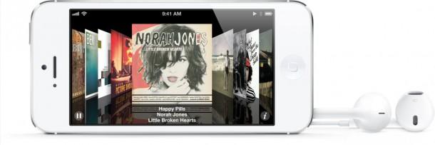 iPhone audio met earpods