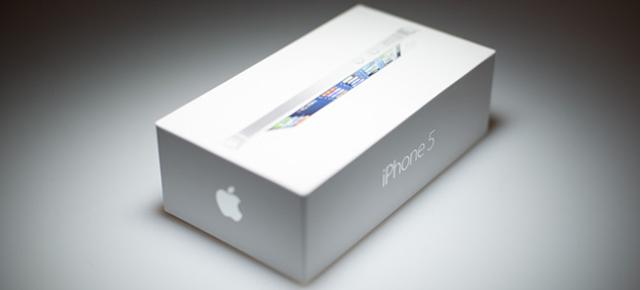 Apple verkoopt 2 miljoen iPhone 5's in 24 uur