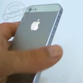 Eerste video van volledige iPhone 5