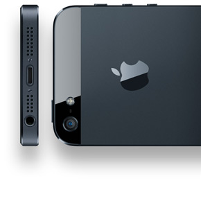 iPhone 5 in detail: design