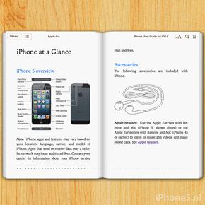 Officiële iPhone 5 handleiding beschikbaar