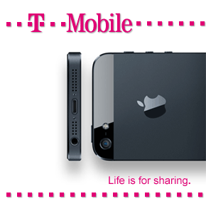 T-Mobile start voorverkoop iPhone 5
