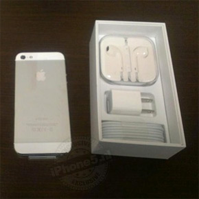 iPhone 5 unboxing: de eerste video en foto's