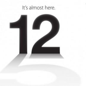Media uitnodiging Apple