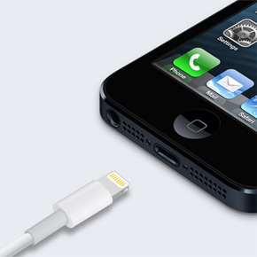 iPhone 5 in detail: Lightning Connector