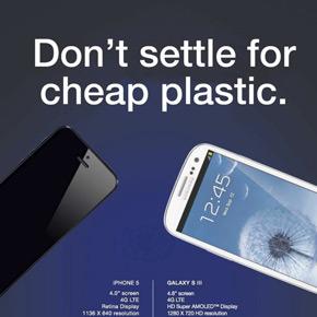 iPhone 5 vs Galaxy S3 - parody 2