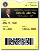 Passbook - Obama