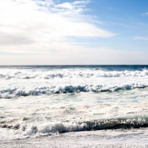 iPhone 5 Wallpaper: beach