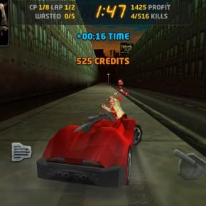 Carmageddon voor iOS - screenshot 1
