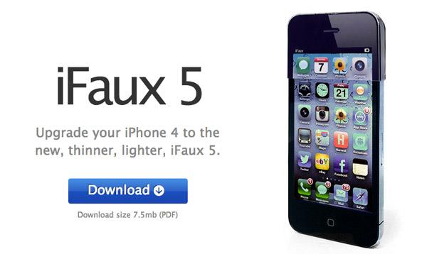 iFaux 5