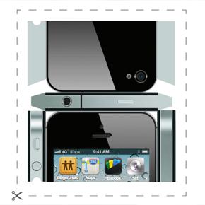 Maak van je iPhone 4(S) een iPhone 5