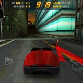 Carmageddon voor iOS - screenshot 2