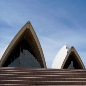 iPhone 5 Wallpaper (steden): Sidney