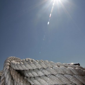 iPhone 5 Wallpaper (overig): sun and rope