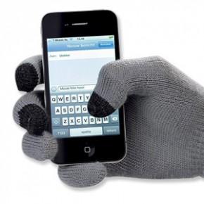 Touchschreen handschoen iPhone 5