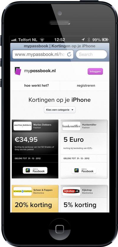 Mypassbook.nl