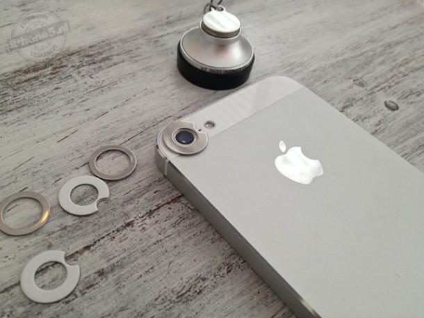 Photojojo - metalen ring op iPhone 5