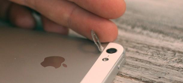 Photojojo: metalen ring verwijderen