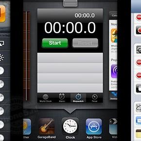 iOS 7 concept [video]