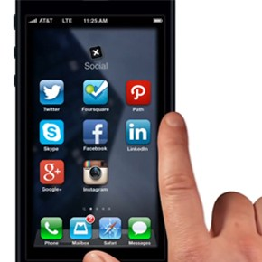 iOS7 functies getoond op iPhone 5S [video]