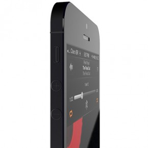 iPhone 6 Concept zijkant 2