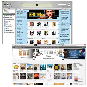 iTunes bestaat 10 jaar